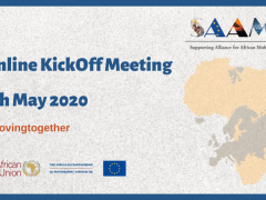 SAAM begins: the greatest AU-EU funded project to promote vocational training between Europe and Africa