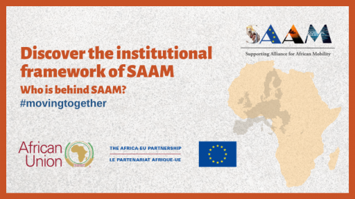 Discover the institutional framework of SAAM
