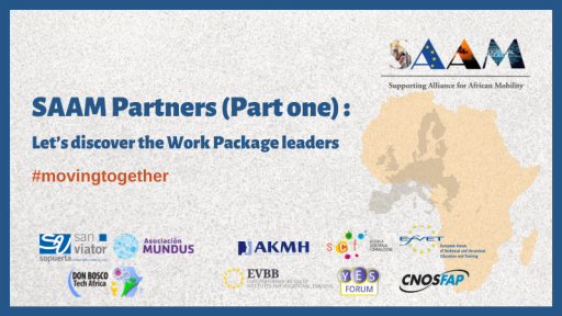 SAAM Partners (Part one): Let's discover the work package leaders