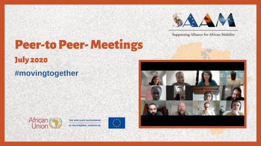 Peer-to-peer meetings? Check!