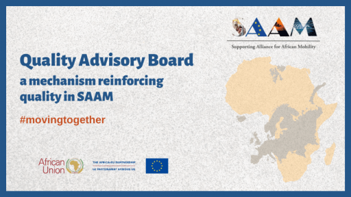 The Quality Advisory Board, increasing quality assurance in SAAM