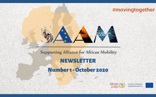 SAAM Newsletter #1 is out!  😎