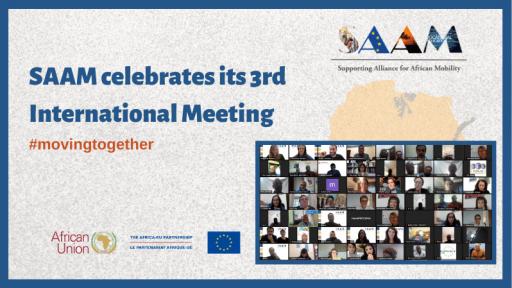 SAAM celebrates its 3rd International Meeting