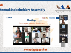 SAAM attends the 6th Annual Stakeholders Assembly of Don Bosco Tech Africa
