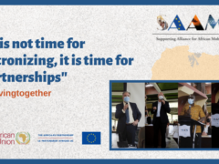 """Nairobi Intermediary Meeting: """"It is not time for patronizing, it is time for partnerships"""""""